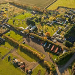 Hamerton Zoo Park - aerial photography
