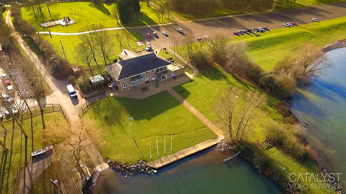 Aerial property photography - Catalyst Video Services