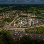 Aerial photography - Housing development, Lincolnshire