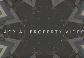 Aerial property video