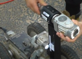 Drain repair service video production