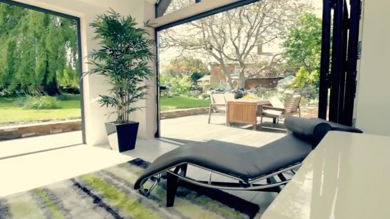Property video - home office