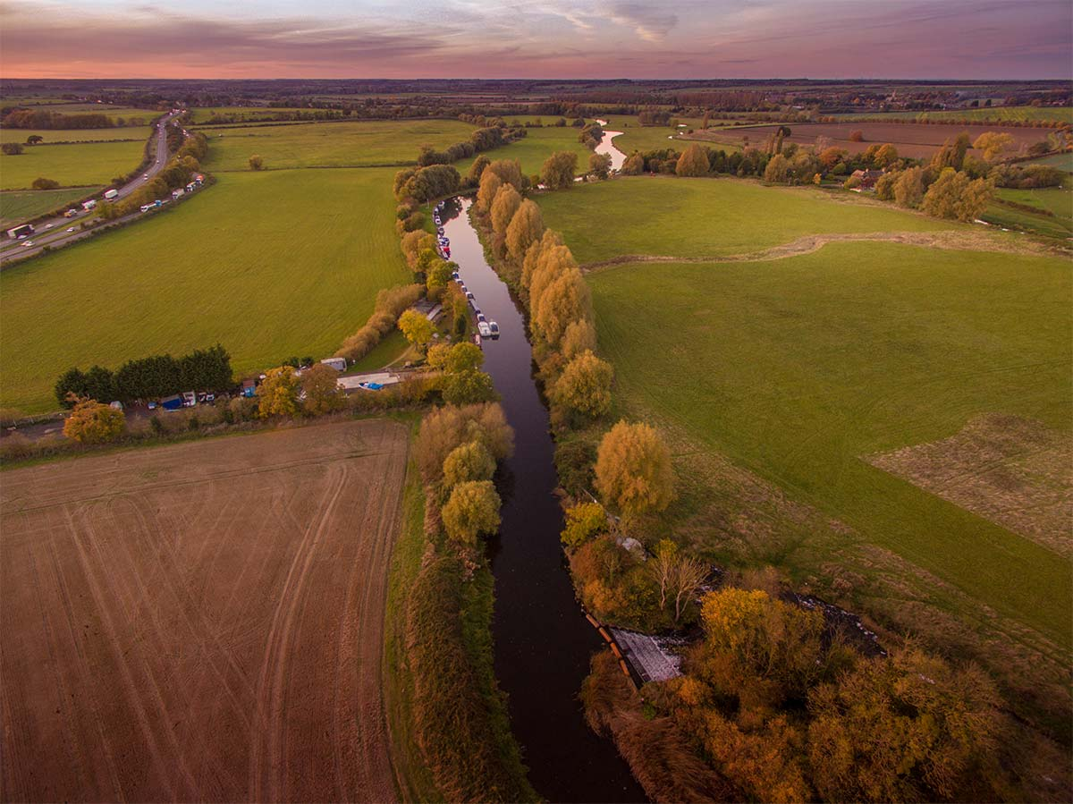 Aerial photography - Lincolnshire