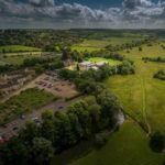 Aerial photography - Business development, Lincolnshire