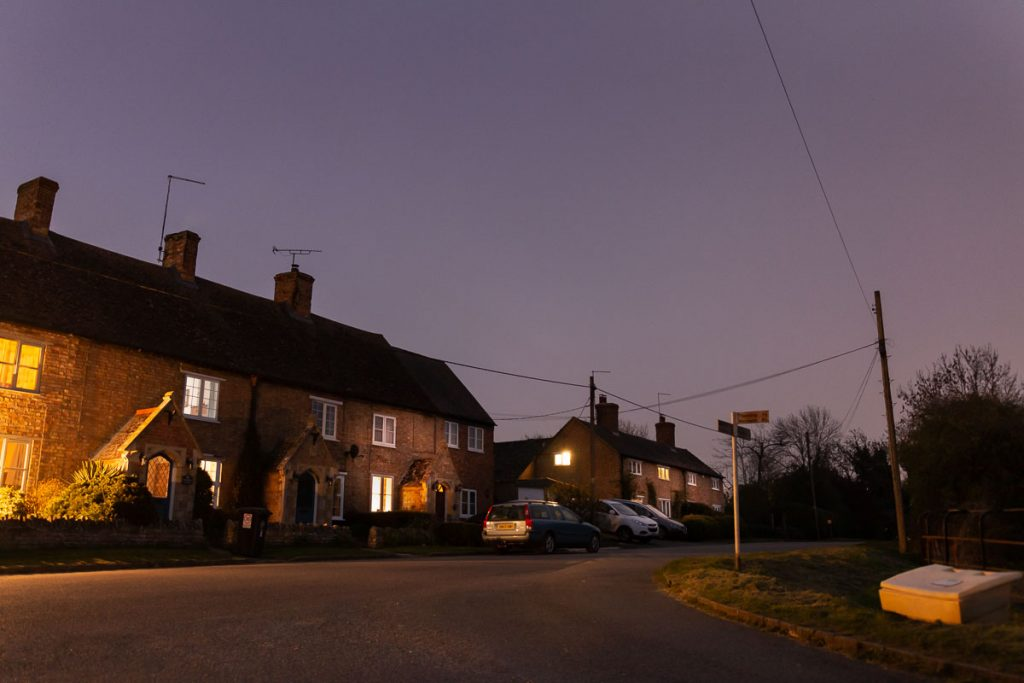 Catalyst Video Services photos of the village of Luddington featured on BBC Look East
