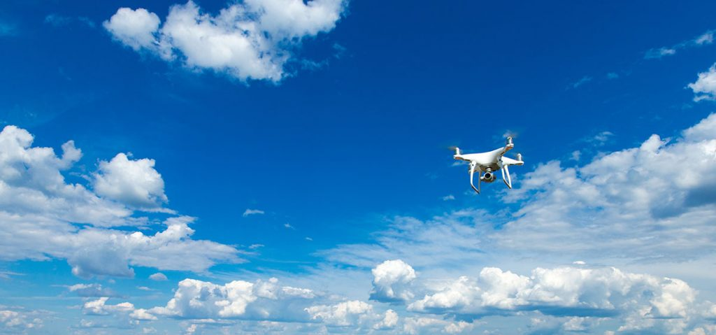 Drone photography - PfCO