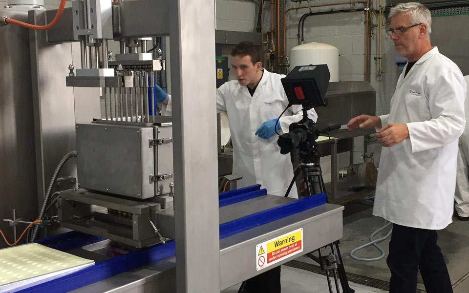 Video production for confectionery equipment manufacturer