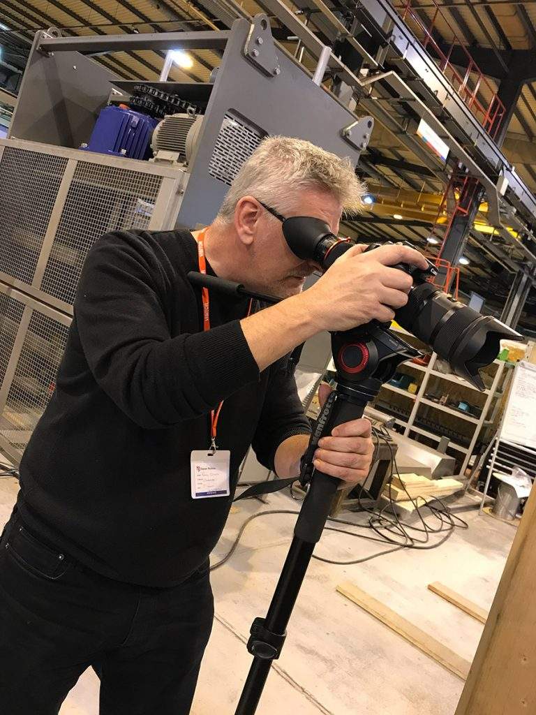 Location photography and video - Paul Crank of Catalyst Video Services