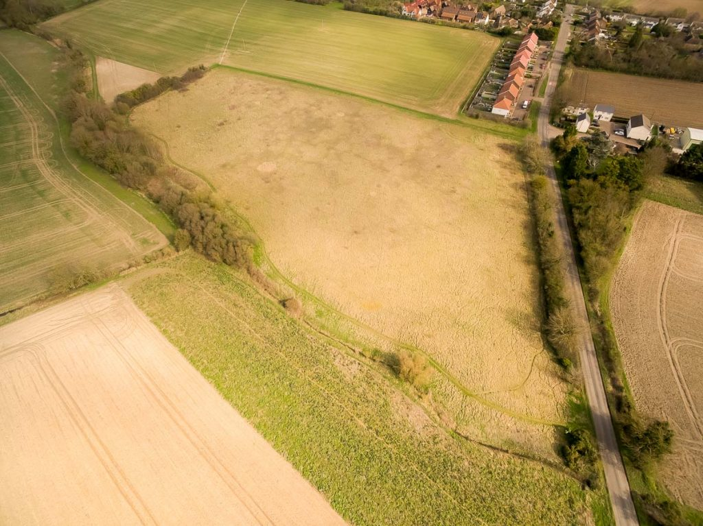 Aerial Photography of land and property for marketing and advertising purposes.