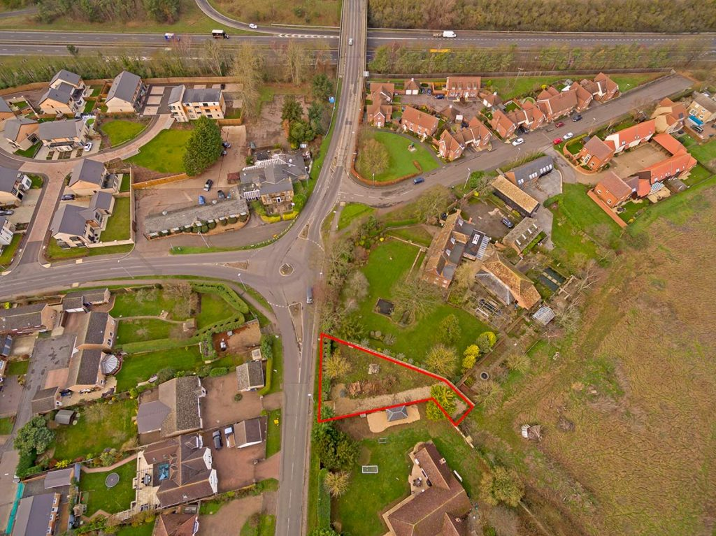 Aerial photography for developers